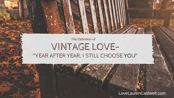 Vintage Love2